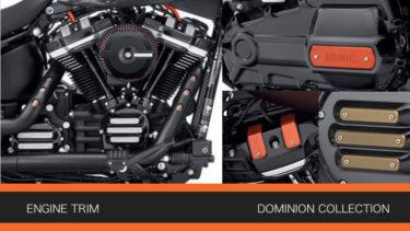 DOMINION ドミニオンコレクションのエンジントリム類
