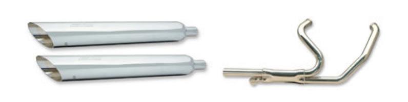カーカー スラッシュ 2-INTO-2 アンフィルター エキゾーストシステム マフラー
