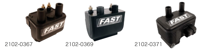 COMP Cams の FAST イグニッションコイル