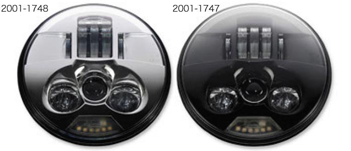カスタムダイナミクス 7インチ プロビーム LEDヘッドランプ