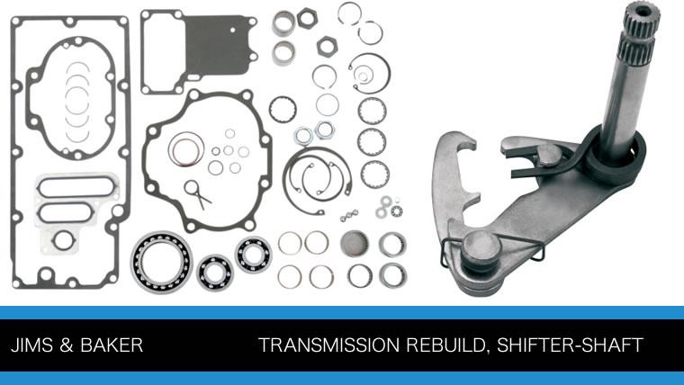トランスミッション リビルトキットとシフターシャフト 一覧 P780